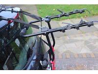 three bike carrier