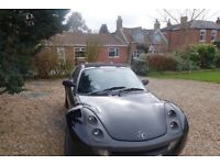 2006 Smart Roadster Coupe Convertible