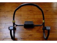 Abs trainer /Weider Crunch Trainer home gym machine