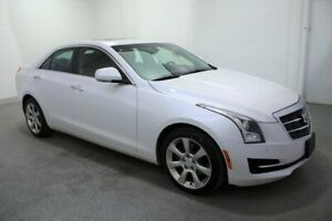 2015 Cadillac ATS SEDAN AWD TURBO LUXURY+TOIT+NAV+CUIR+CUE+BOSE+