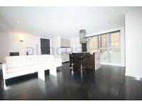 High spec, bright and airy one bedroom apartment with roof terrace for rent in South Hampstead