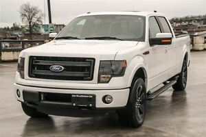2013 Ford F-150 FX4 Larait EcoBoost FROM $251 BI-WEEKLY!