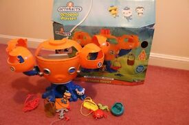 Octopod set with box