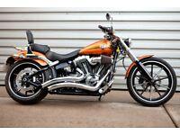 Harley Davidson FXSB 103 Breakout
