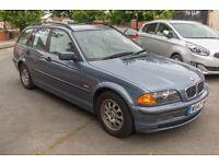 BMW E46 TOURING (ESTATE) 320D (Diesel) W REG (2000)
