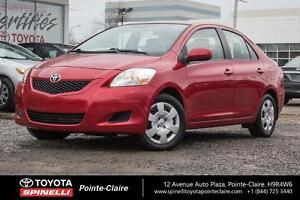 2012 Toyota Yaris POWER GROUP CLEAN!