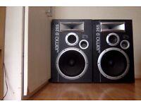 jamo D 265 speaker pair