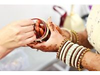 Bengali Indian Pakistani weddings Female photographers videographers