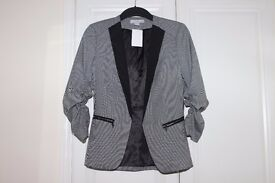 H&M Casual Blazer WITH TAG! RRP £29.99 - size UK 8 - £10