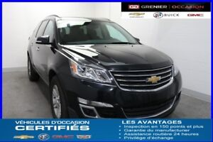 2014 Chevrolet TRAVERSE AWD LT AWD 8 PASSAGERS MAGS CAM.REC DÉM.