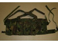 DPM Chest Rig - British Army Issued CS95 pattern N.I IRR