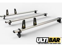 Brand New still in box Reinforced 3 Roof Bars for Citroen Berlingo/Peugeot Partner