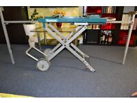Makita Universal Wheeled General Mitre Saw Stand Table