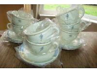 Teacup sets (NEW)