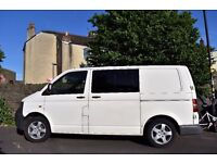 2006 VW T5 Transporter 28TDI 85 BHP Motor Home with only 125k miles on the clock