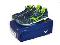 Mizuno Mens Wave Tornado X2 Shoes - UK 9 - Badminton Squash Volleyball RRP £120