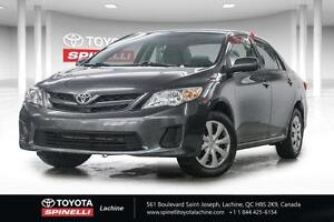 2012 Toyota Corolla GROUPE ELECTRIQUE CRUISE FIRST PAYMENT IN MA