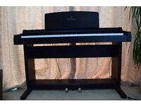 Yamaha Clavinova Piano.