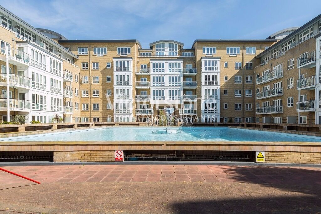 MUST SEE ONE BEDROOM APARTMENT IN CANARY WHARF WITH BALCONY AND GYM CONCIERGE £325 ONLY