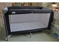 Childrens folding camping cot