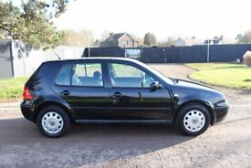 2001 Volkswagen Golf 1.6 SE 11 Months MOT, 110K Miles