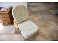 Ercol cushions for Ercol chair - cushions only