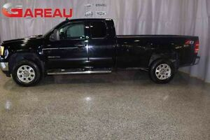 2013 GMC SIERRA 2500 HD 4WD EXTENDED CAB