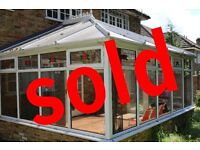 Large Conservatory 5m X 3.28m for sale