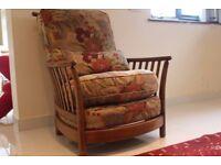 ERCOL Renaissance armchair chair