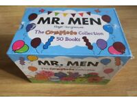 Mr men the complete collection 50 books