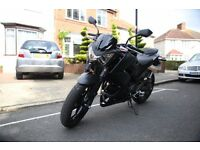 Kawasaki Z300 ABS Naked 300cc very good condition low mileage