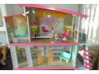 ELC wooden dolls house.