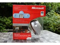 Microsoft Wireless Optical Mouse 5000 (BRAND NEW IN BOX)
