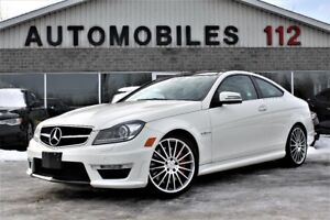 2012 Mercedes-Benz Classe-C C63 AMG Performance package 481HP