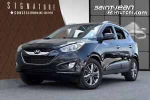 2015 Hyundai Tucson GLS ** CAMÉRA DE RECUL, SIÈGES CHAUFFANTS **