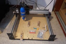Shapeoko 2 CNC Mill - Desktop Wood, Plastic & Aluminium Carving, Engraving, Cutting Machine