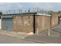 SECURE LOCK UP UNIT TO LET IN KINGS NORTON