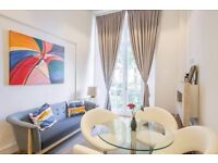 Luxury newly refurbished 1 bedroom flat available now, Hyde Park Location, Lift, Porter, Balcony