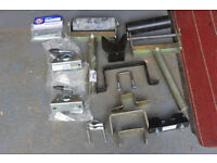 Parts for a Boat trailer