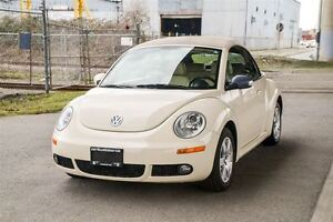 2007 Volkswagen New Beetle 2.5L Leather. LANGLEY LOCATION 604-43