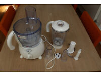 Kenwood White Multi-Pro FP691 Food Processor