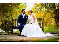 WEDDING PHOTOGRAPHER & VIDEO FROM £225! - YORKSHIRE & SURROUNDING AREAS