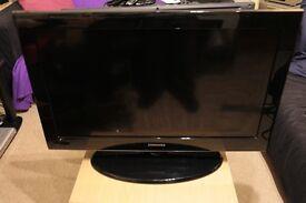 2x 32inch Samsung TV's