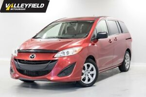 2015 Mazda Mazda5 GS Familiale 6 places!