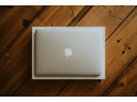 "Macbook Pro 13"" Retina: Immaculate Condition with box & case."