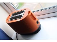 Bodum Bisto toaster - Orange colour (used)