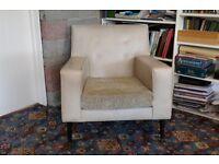 Retro Design-classic armchairs: mid century