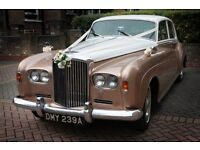 Bentley S3 / Wedding Classic Car Hire / London