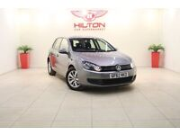 Volkswagen Golf 1.6 TDI Match 5dr (grey) 2013