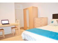 Spacious Double Room - Herne Hill / North Dulwich Station / Brockwell Park = 6 Mins Walk